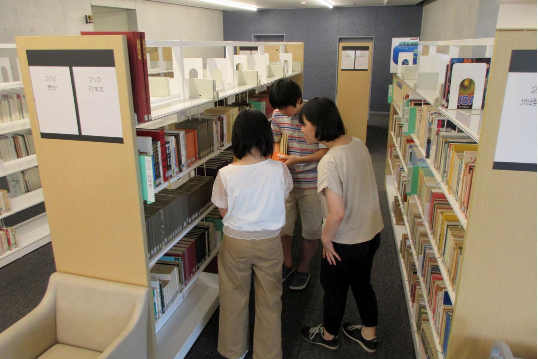 令和元年度聖マリア学院大学図書館特別企画!~宿題も楽しい夏の思い出に~